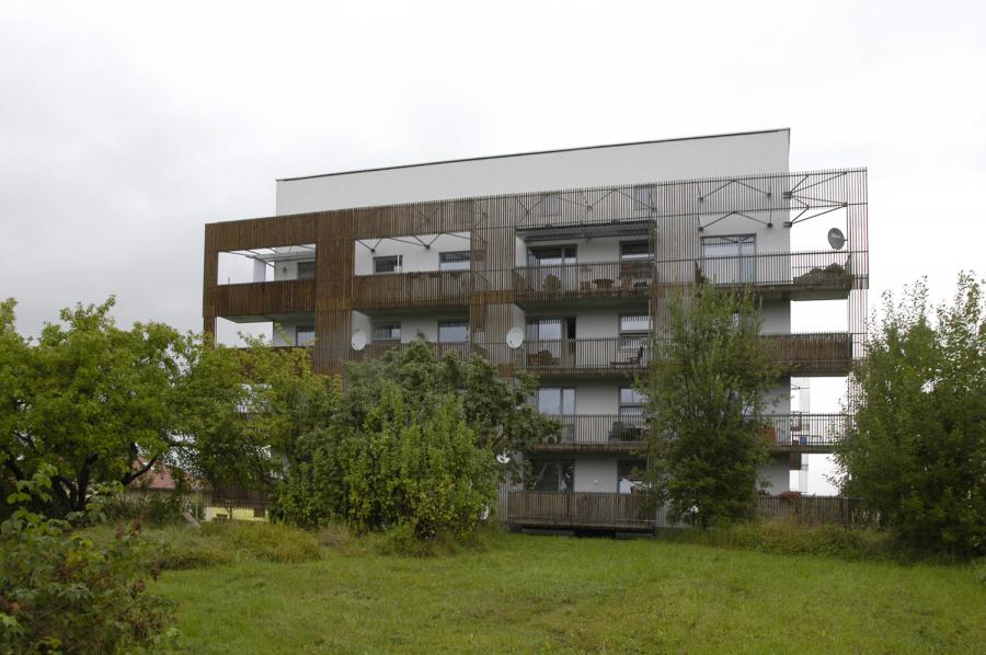 Bytový dům Jihlava - Pavlovova