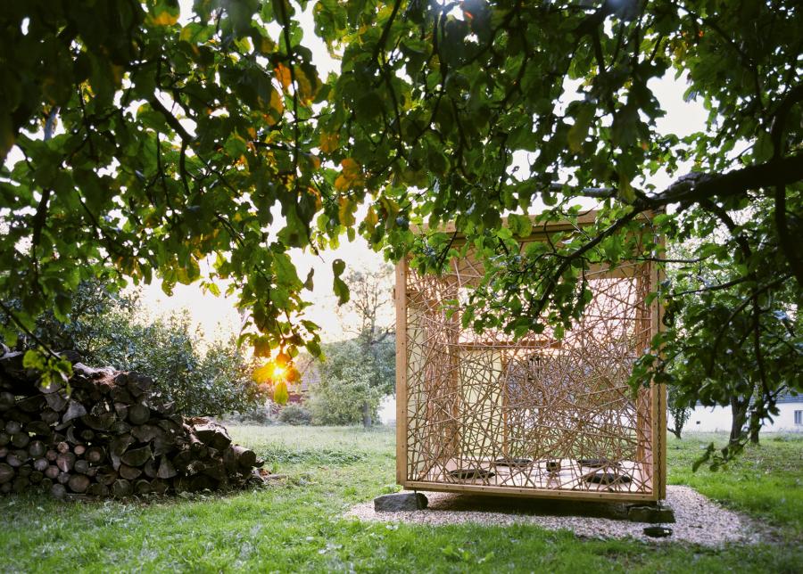 zahradní altán I