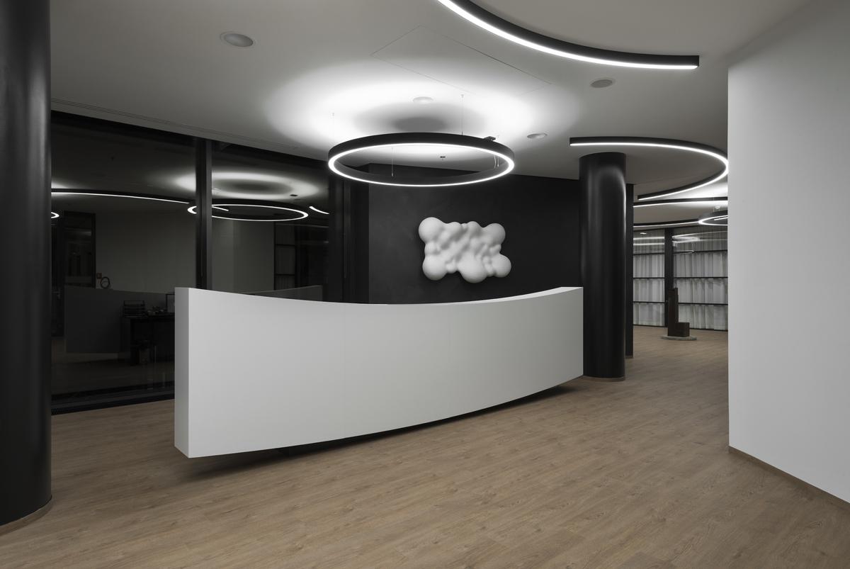 Kanceláře firmy PROMED.CS