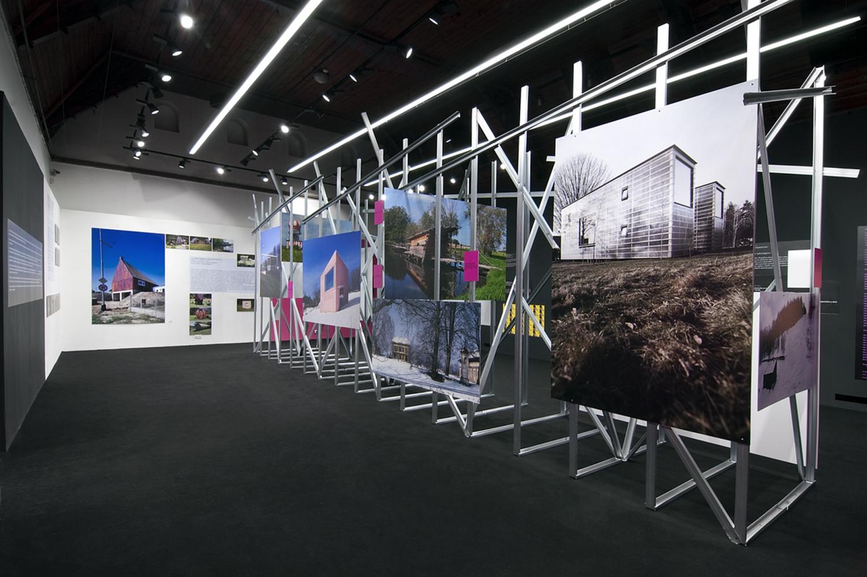 GJF výstava Punk v české architektuře
