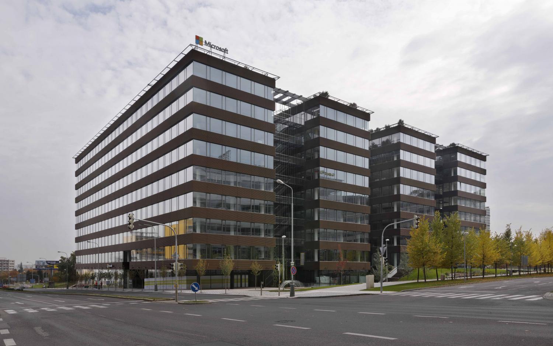 BB Centrum Delta Building