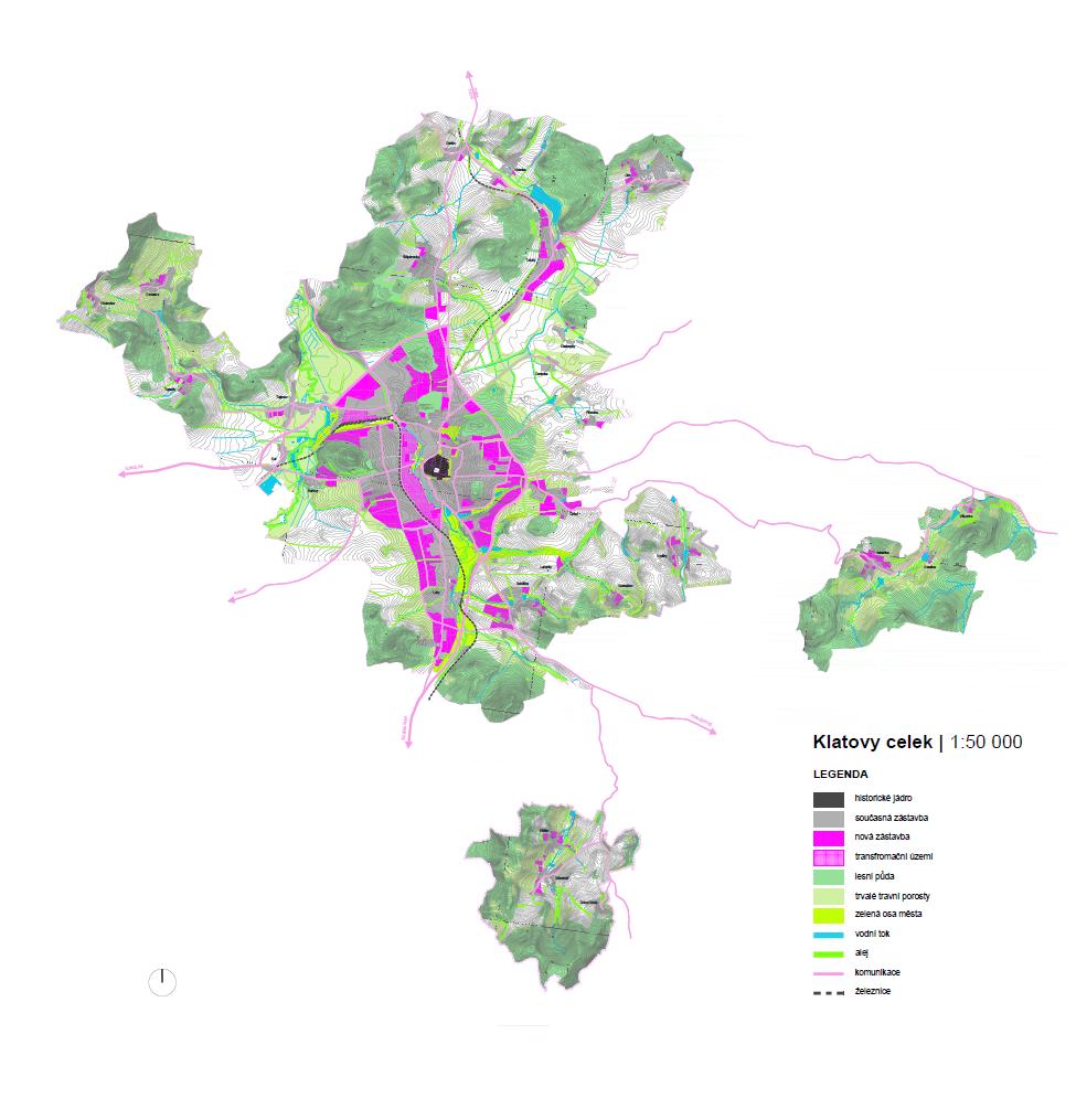 Územní plán města Klatovy