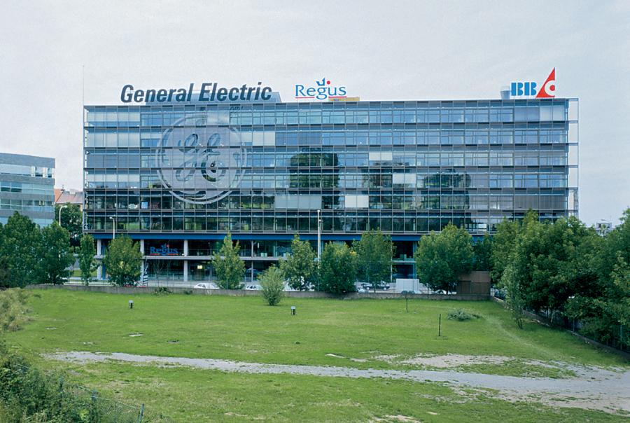 BB Centrum Objekt B General Electrics