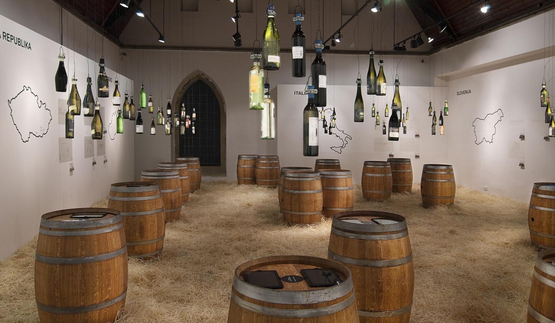 GJF výstava Víno a architektura