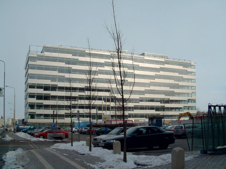 BB Centrum – Beta office building