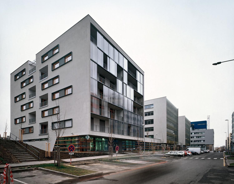 BB Centrum multifunkční domy