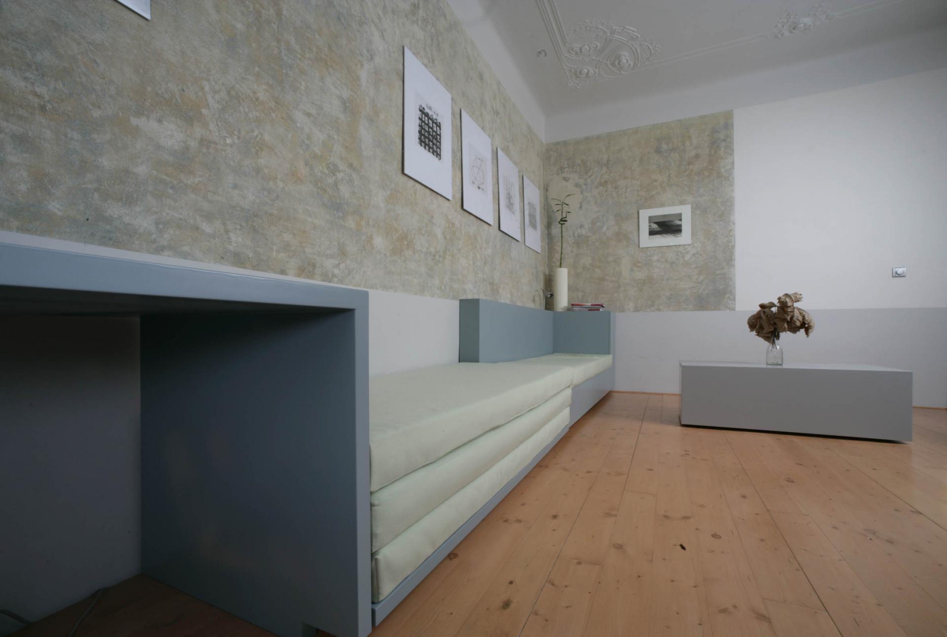 Flat in Letná, Prague - interior design
