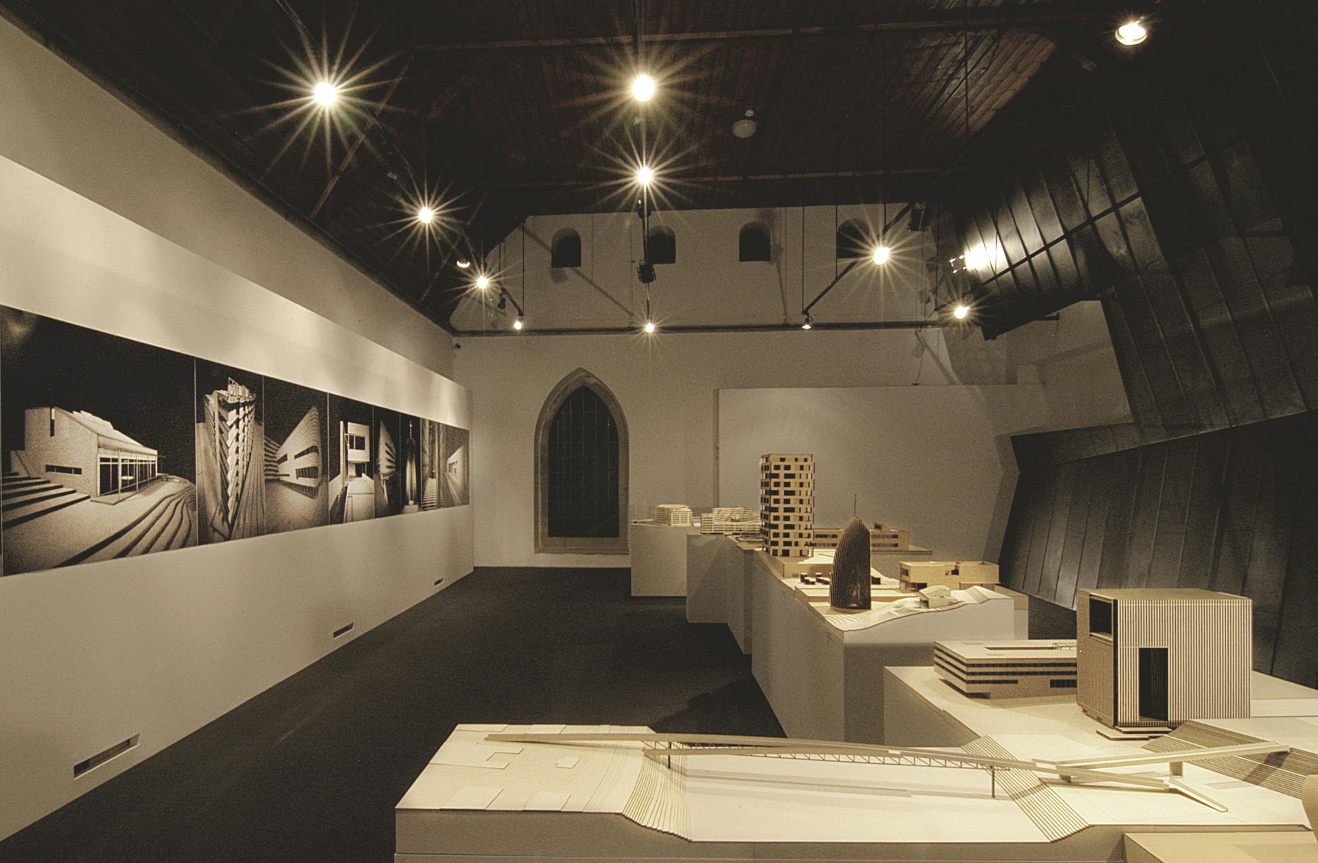 GJF exhibition Aulík Fišer architects