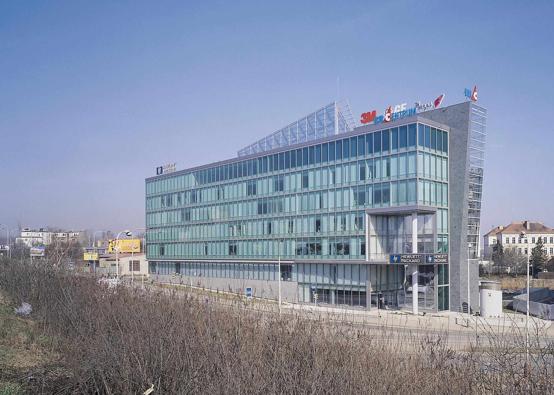 BB centrum Building C - Hewlett Packard